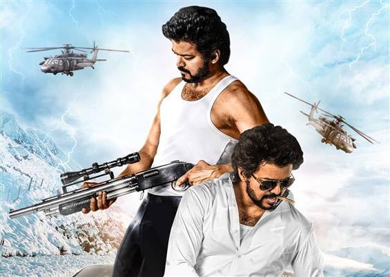 Beast begins third schedule shooting at Chennai re...