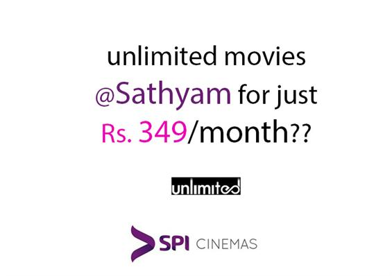 Believe it or not! Watch unlimited movies at Sathy...