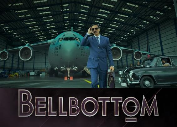 Bell Bottom Teaser: Akshay Kumar swoons with 80s s...