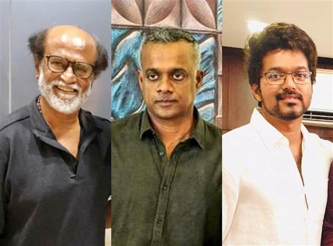 Besides scripts for Rajini & Vijay, Gautham Menon has a period drama in the offing!