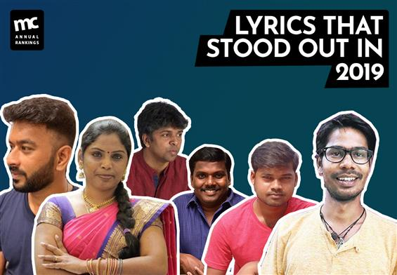 Best Tamil Song Lyrics - 2019