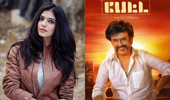 Beyond the Clouds actress on board for Rajinikanth...