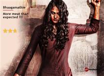 Bhaagamathie Review -  More meat than expected Image