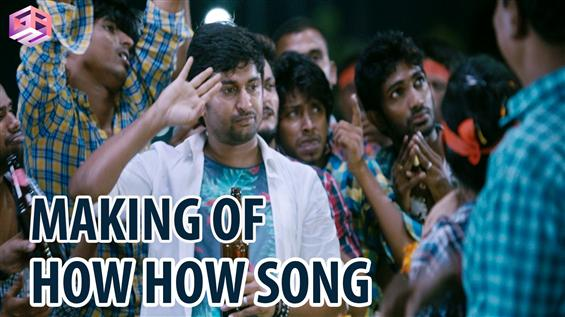 Bhale Bhale Magadivoi -  Making of How How Song