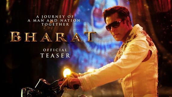 Bharat Teaser feat. Salman Khan