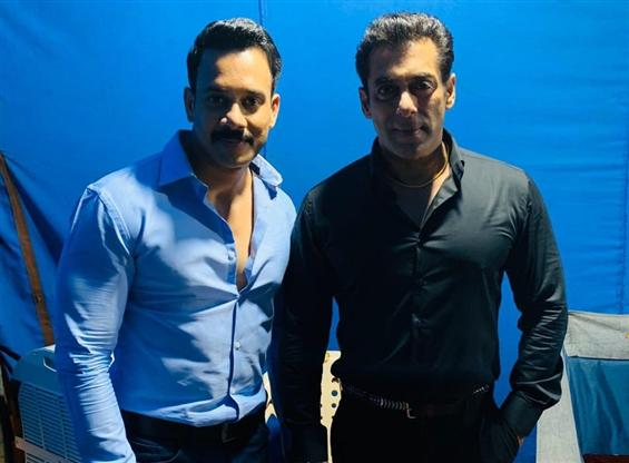 Bharath joins the cast of Salman Khan's Radhe