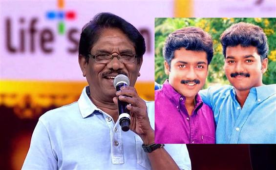 Bharathiraja speaks out for Vijay, Suriya! Condemn...