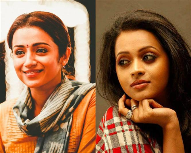 Bhavana to reprise Trisha's role in 96 Remake!