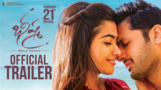 Bheeshma Trailer: Nithiin's film is a romantic com...