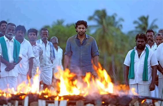 Bhoomi Movie Stills feat. Jayam Ravi!