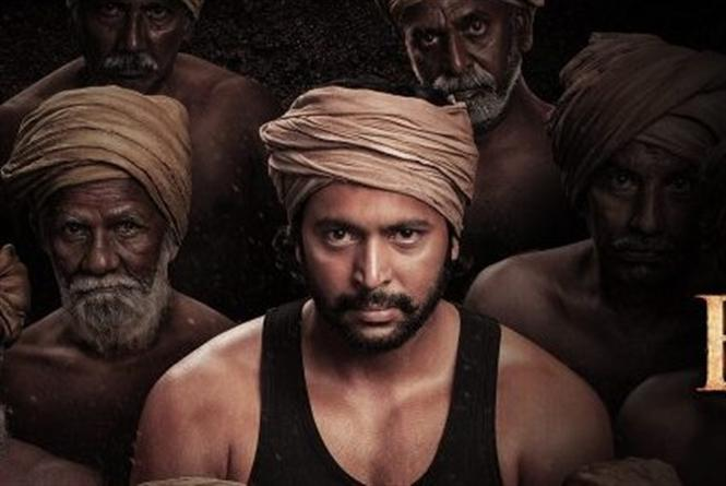 Bhoomi Review - This NASA Farmer is a Superhero whose superpower is to test our tolerance!