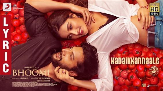 Bhoomi Second Single Song - Kadai Kannale