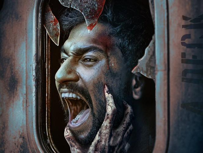 Bhoot Part One The Haunted Ship: Vicky Kaushal looks terrified for Life in the first look!