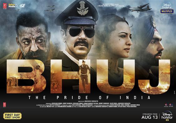 Bhuj: The Pride of India gets Disney+Hotstar Relea...