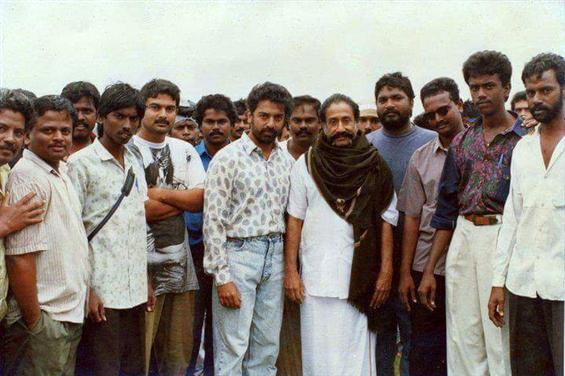 Big Loss to Cinema: Kamal Haasan on K.V. Anand's demise!