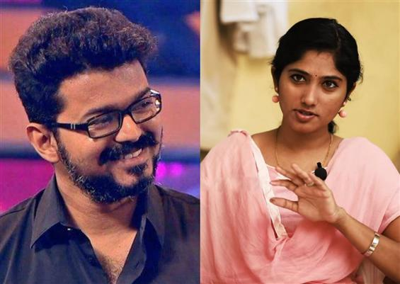 Bigg Boss Julie in Thalapathy 62?