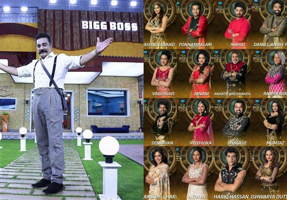 Bigg Boss Tamil Season 2 gears up for Day 1 and th...