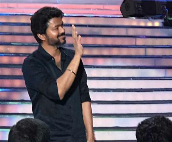 Bigil Audio Launch: Vijay steals the show with his...