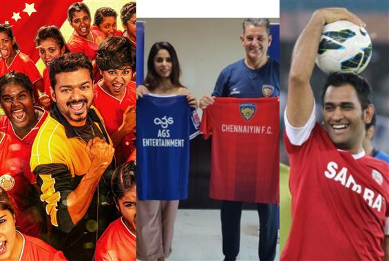 Bigil brings Thala & Thalapathy together!
