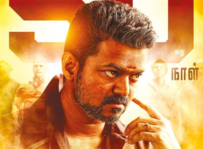 Bigil completes 50 days! Vijay has proved his star power yet again