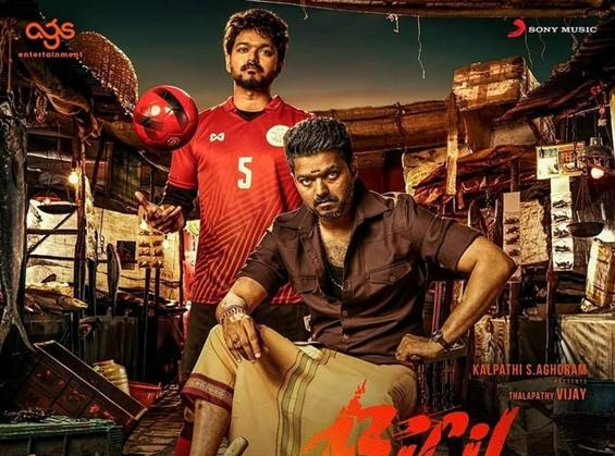 Bigil Songs - Music Review