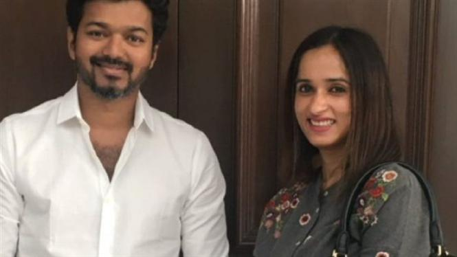 Bigil will be a game changer for sports based films like Baahubali for historic flicks -  Archana Kalpathi