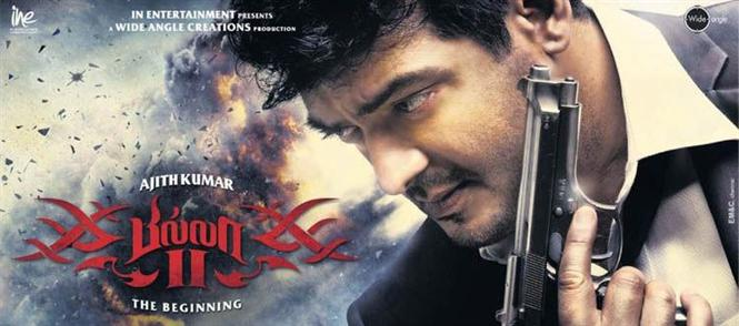 Billa 2 Official Movie Review