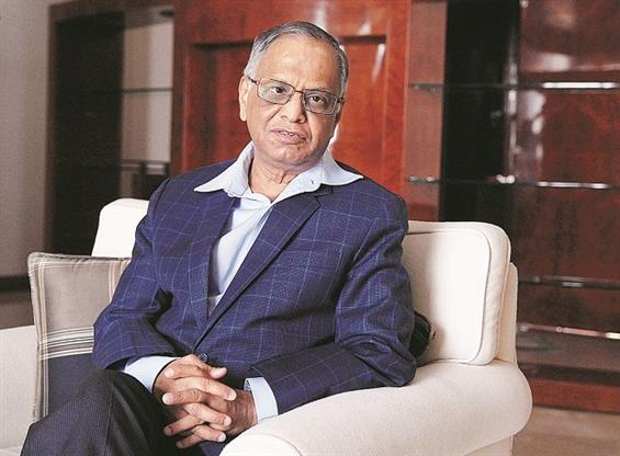 Biopic on Infosys Narayana Moorthy gets titled