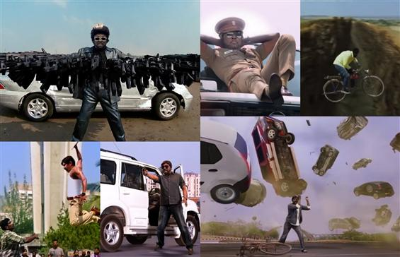 Black Eyed Peas uses Indian cinema to make a point...