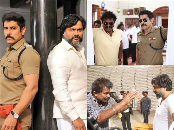 Bobby Simha is not the villain of Saamy Square, sa...