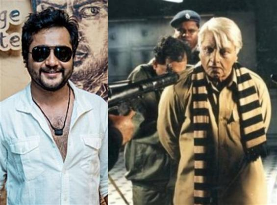 Bobby Simha to play villain in Indian 2!