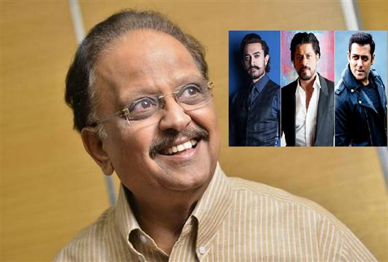 Bollywood stars pay homage to SP Balasubrahmanyam!