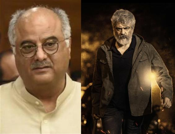 Boney Kapoor announces surprise update for Ajith's Nerkonda Paarvai!