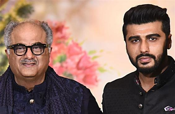 Boney Kapoor to remake Comali with son Arjun Kapoor!