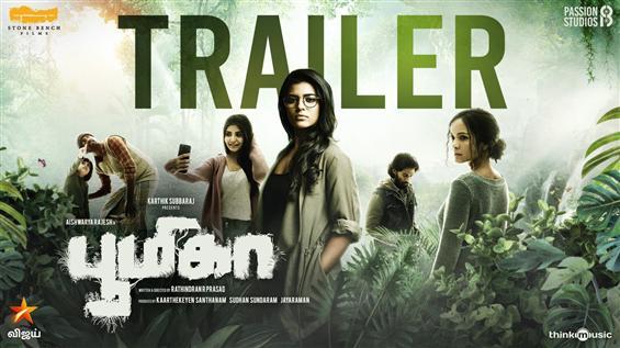 Boomika: Trailer of Aishwarya Rajesh starrer Eco-Horror Out Now!