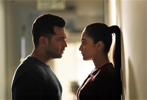 Borrder starring Arun Vijay, Regina Cassandra gears up for direct OTT release!