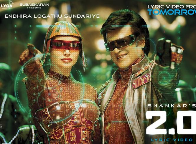 Box Office: 2.0 enters $4 million club in USA, Rajinikanth's second film to do so