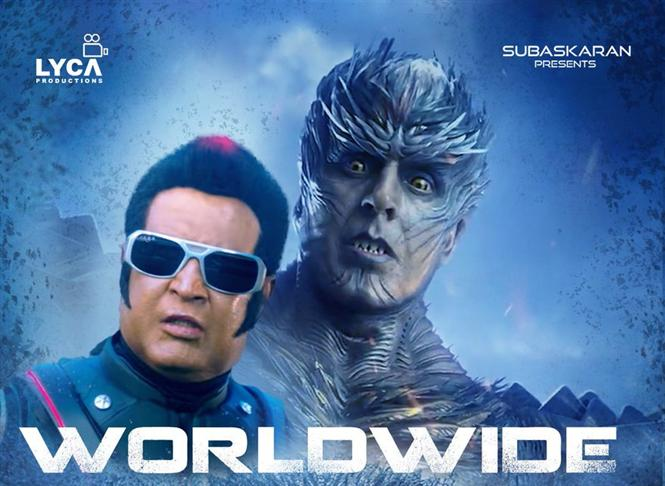Box Office: 2.0 Hindi version crosses Rs. 100 cr mark in 5 days, Rajinikanth's film stays strong on Monday