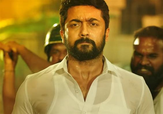 Box Office: NGK holds Good at Chennai City!