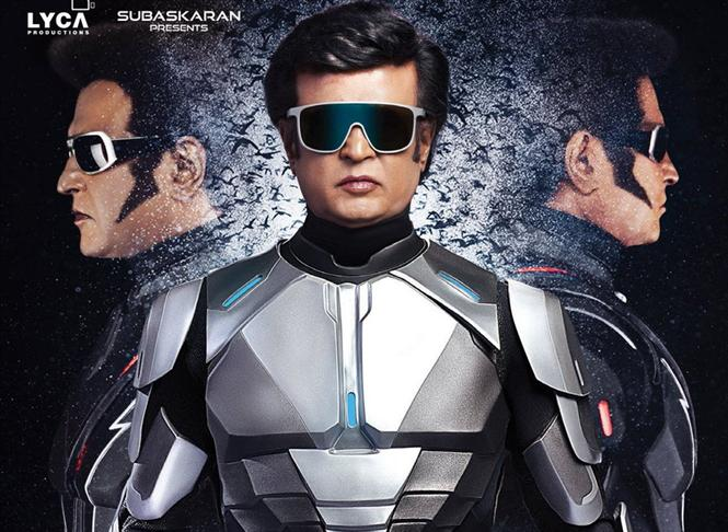 Box Office: Rajinikanth breaks his own record with 2.0 in Australia