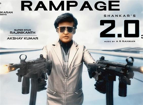 Box Office: Rajinikanth's 2.0 is the first Kollywo...