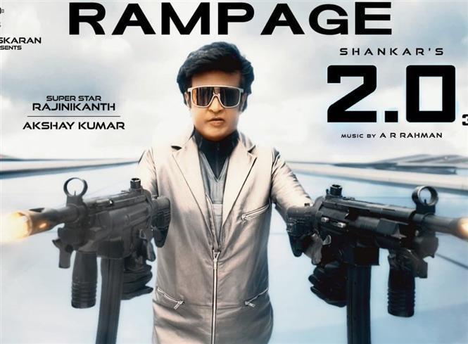 Box Office: Rajinikanth's 2.0 is the first Kollywood film to cross $5 million mark in USA