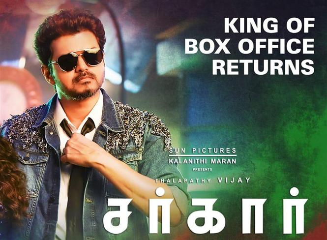 Box Office: Sarkar grosses Rs 100 crore worldwide in just 2 days, Vijay's sixth film to enter the elite club