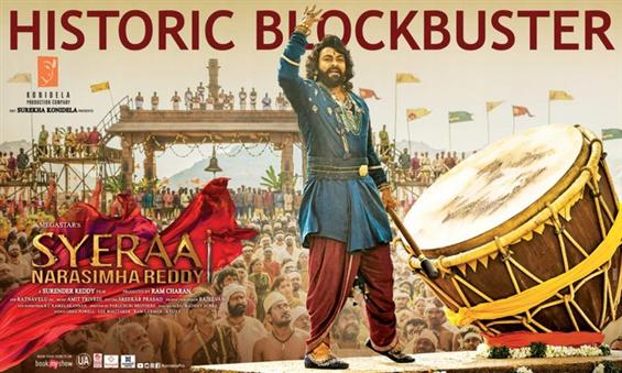 Box Office: Sye Raa grosses Rs. 82 cr worldwide; Chiranjeevi's film gets second biggest opening