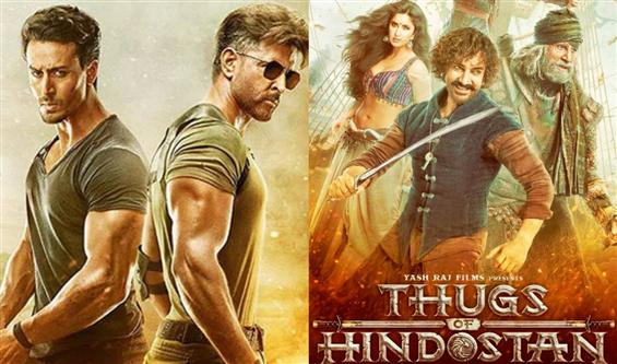 Box Office: War creates 'history'! Hrithik Roshan's film emerges as the highest opening day grosser beating Thugs of Hindostan