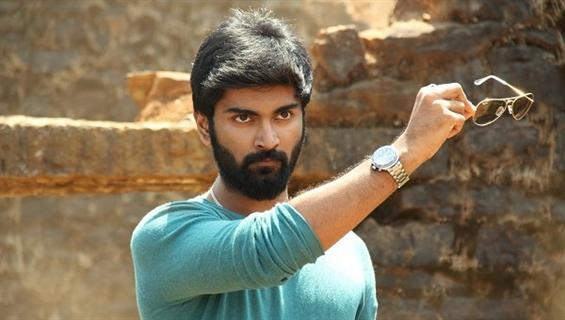 Breaking: Atharvaa's next titled Minnal Veeran!