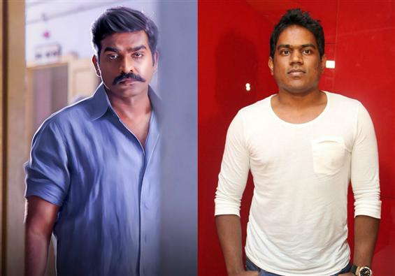 Breaking: Vijay Sethupathi's film gets Yuvan Shank...