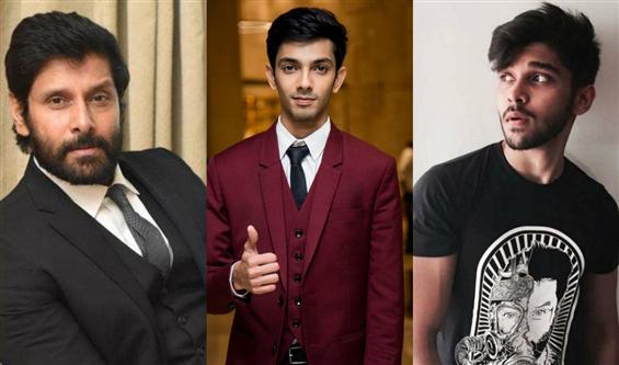 Breaking: Vikram, Dhruv Vikram come together for K...