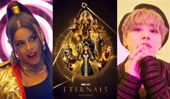 BTS, Celina Sharma to feature in Marvel's Eternals...