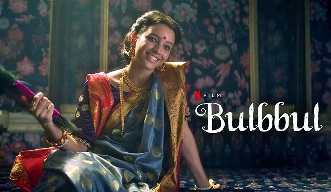 Bulbbul Review - A partially intriguing, eerie revenge saga!